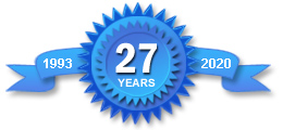 Z-AXIS 20th year in business!